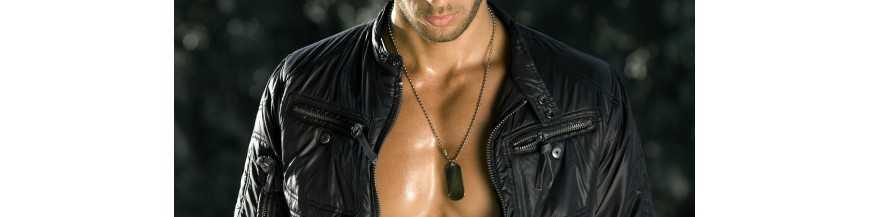 Grand choix de pendentif pour homme en acier à petit prix | ROIDUBIJOU