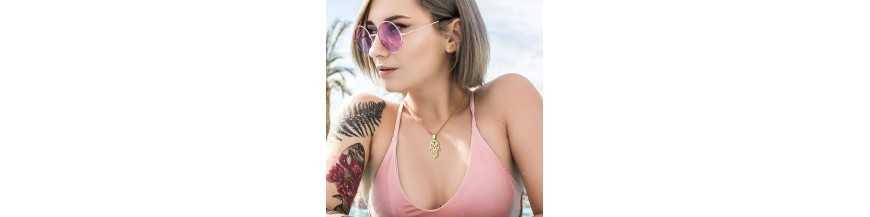 Grand choix de pendentif pour femme en acier à petit prix | ROIDUBIJOU