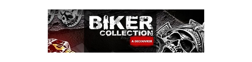 Bijoux biker rock pour homme acier inoxydable pas cher | ROIDUBIJOU ☠